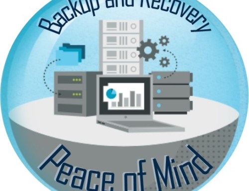 Backup and Recovery = Peace of Mind